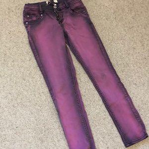 Lei Girls High Waist Jeans